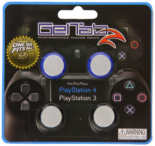 GelTabz Performance Thumb Grips - PlayStation 4 and PlayStation 3