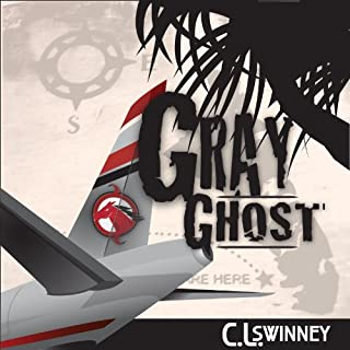 Gray Ghost audiobook cover art