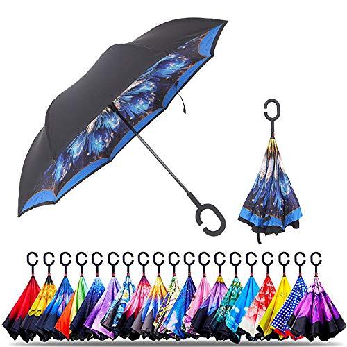 colori di TV ORIGINALE Wonderdry ® Umbrella Ombrello con umstülptechnik Vers