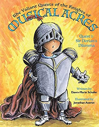 The Valiant Quests of the Knights of Musical Acres