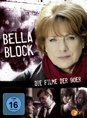 Bella Block - Die Filme der 90er Jahre (3 DVDs)