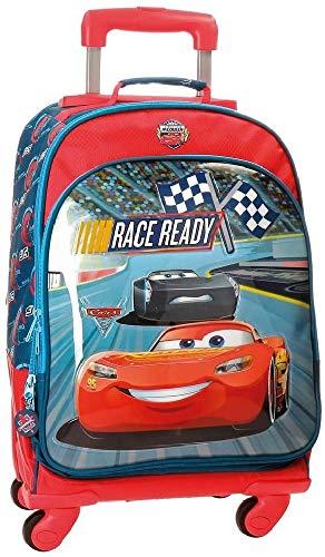 Mochila con ruedas Cars Race