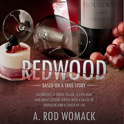 Redwood audiobook cover art