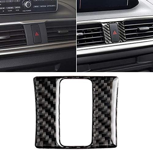 FacoryyGGBC Over item handling ☆ Car Accessories Carbon Light Fiber discount Warning Decor