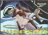 Allen Iverson (Basketball Card) 1997-98 Skybox Premium - Reebok Allen Iverson #NoN.1