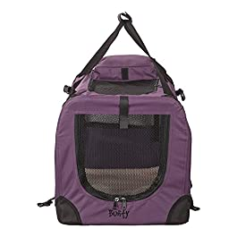 Bunty Dog Cat Rabbit Puppy Carrier Crate Bed Portable Pet Kennel Travel Fabric Bag