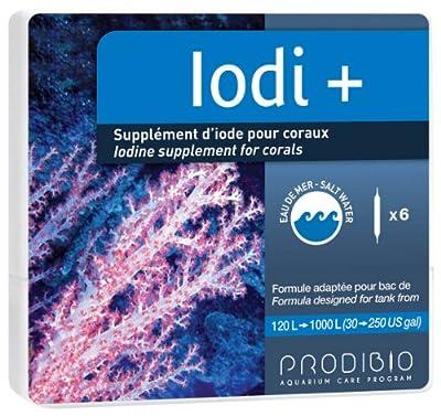 Prodibio - suplément iodé iodi+ 6 ampoules