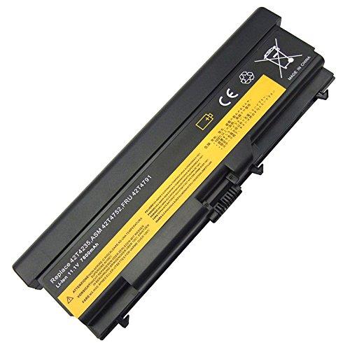 7800mAh 9 Cells 11.1V Laptop Bettery Akku For Lenovo IBM Thinkpad E40 E50 0578 E420 E425 E520 E525 L410 L412 L420 L421 L510 L512 L520 Sl410 Sl510 T410 T420 T510 T520 42T4235 42T4703 42T4708 42T4714 42T4731 42T4733 42T4737 42T4737 42T4753 42T4756 42T4757 42T4757 42T4763 42T4764 42T4798 42T4803 42T4819 42T4848 42T4849 42T4850
