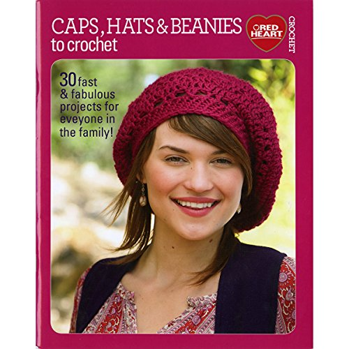 Caps Hats & Beanies to Crochet-…