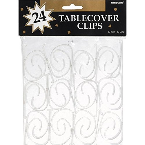 Tablecloth Clips for Outdoor Parties