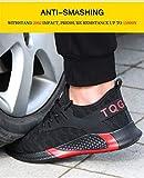 Immagine 2 tqgold uomo donna scarpe antinfortunistica