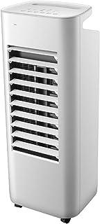 Aire Acondicionado Portatil | Enfriador Evaporativo | 3 Modos | Ventilador De 3 Velocidades | Con Control Remoto Para El Hogar Y La Oficina (blanco, 298 * 282 * 752MM)