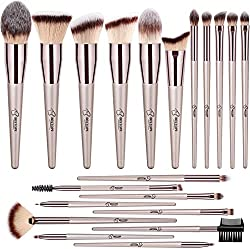 best top rated professional makeup brushes 2021 in usa