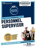 Personnel Supervisor (Career Examination)