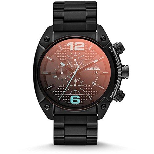 Diesel Reloj Cronógrafo para Hombre de Cuarzo con Correa en Acero Inoxidable DZ4316