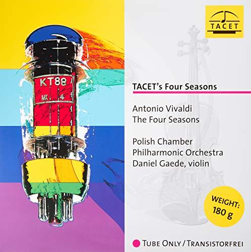 Vivaldi : the Four Seasons [Vinyl LP]