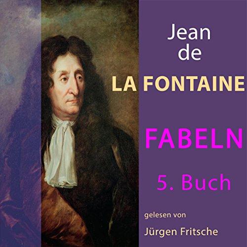 Fabeln von Jean de La Fontaine 5 cover art
