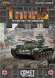 Tanks: British Comet Tank Expansion Board Game