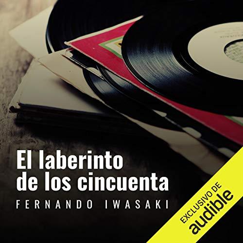 Diseño de la portada del título El Laberinto de Los Cincuenta