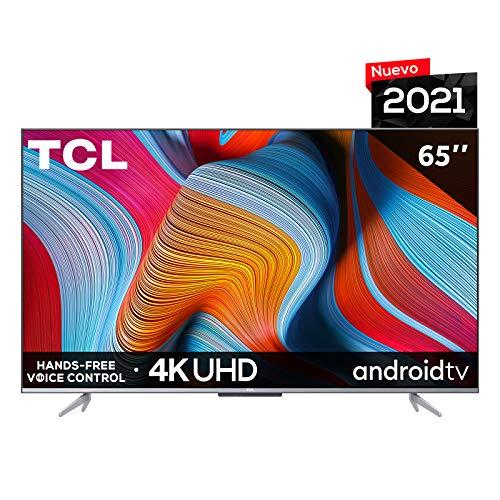 Pantalla TCL 65' 4K Smart TV LED 65A547 Android TV (2021)