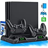 CHENGDAO PS4 Controller Wireless Bluetooth Dual...