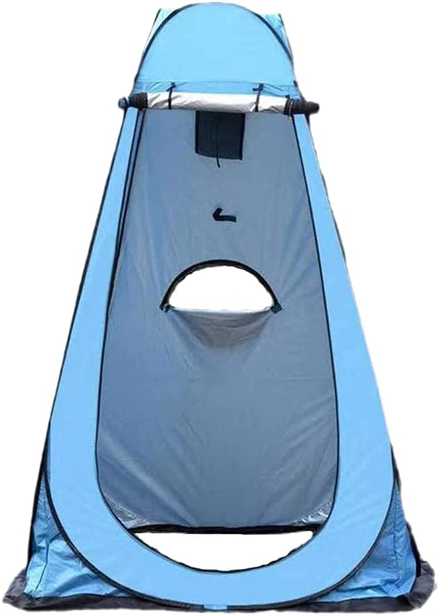 Details about  /Portable Shower Tent Outdoor Pop-up Toilet Dressing Fitting Room Privacy Camper