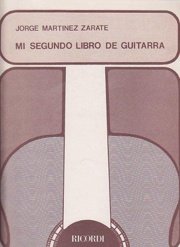 Méthodes y pedagogía Ricordi Zarate Jorge Martinez – Mi Segundo ...
