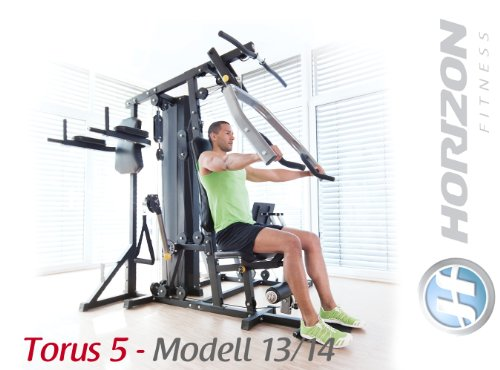 Horizon Fitness Kraftstation Torus 5 - Modell 2014