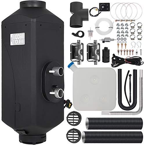 VEVOR Calentador de Aire Diesel, 12 V Calentador de Combustible 5 kW Calefacción Estacionaria...
