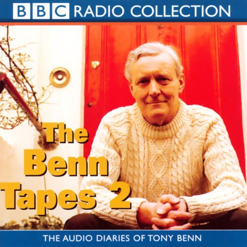 The Benn Tapes 2 audiobook cover art
