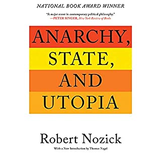 Anarchy, State, and Utopia Titelbild