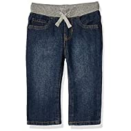 The Children's Place Boys Baby and Toddler Pull on Straight Jeans