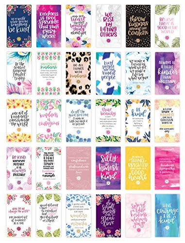 bloom daily planners Act of Kindness Deck - Set of Thirty 2' x 3.5' Cards - Assorted Designs