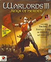 Warlords III: Reign of Heroes (輸入版)