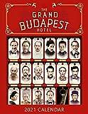 The Grand Budapest Hotel 2021 Calendar