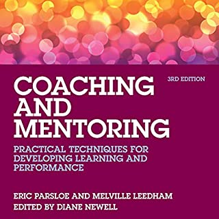 Coaching and Mentoring audiobook cover art