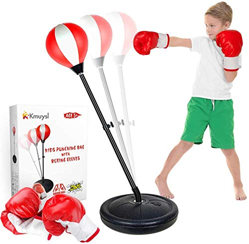 KMUYSL Punching Bag for Kids