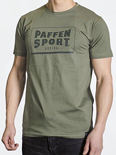 Paffen Sport Logo Frame T-Shirt – Größe: M