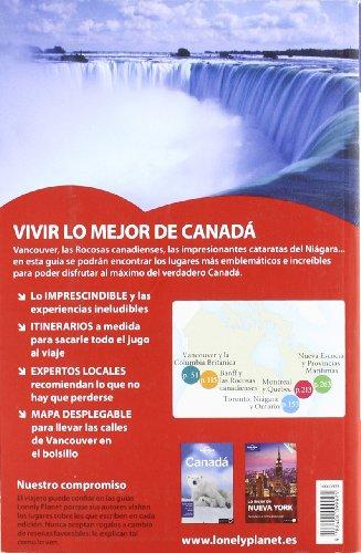 Lo mejor de Canadá 1 (Guías Lo mejor de Ciudad Lonely Planet) [Idioma Inglés] (Guías Lo mejor de País Lonely Planet)
