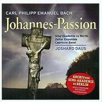 Bach C.P.E.: St. John Passion