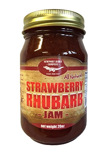 Strawberry Rhubarb Jam - 9