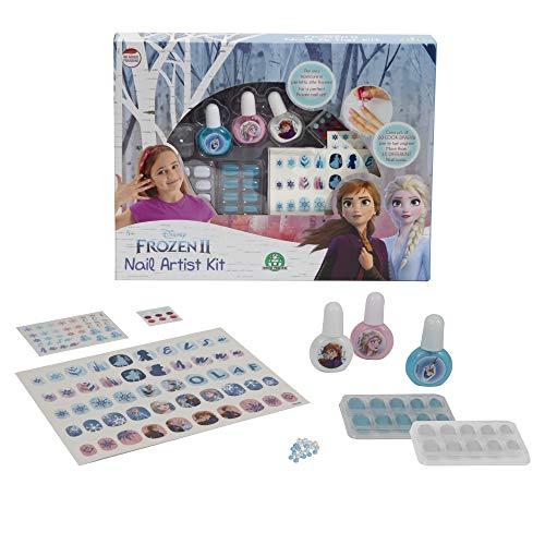 Giochi Preziosi Disney Frozen 2, Make Up Nail Artist Kit