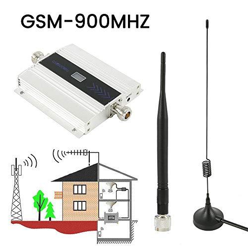Señal del teléfono celular Booster GSM repetidor 900 1800Mhz 4G señal celular Repeatercell amplificador de la señal Booster DCS 900 1800 Teléfono móvil amplificador de señal con la antena,900 Mhz Set