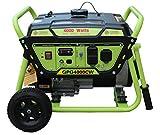Green-Power America GPG4000CW Pro Series Recoil Start Generator-4,000 Watts