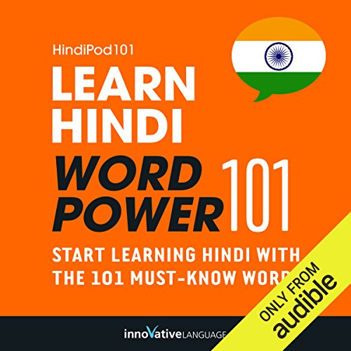 Learn Hindi - Word Power 101 Titelbild