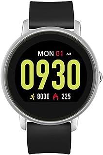 YZY Pulsera Actividad, Smart Health Watch con Llamada Bluetooth, Monitor de sueño de frecuencia cardíaca, podómetro Deportivo y recordatorio de Llamadas entrantes, Talla única