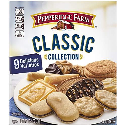 Pepperidge Farm, Classic Cookie Favorites, 13.25 Ounce