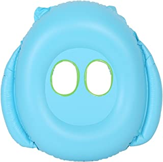 Förtjocka den nedre cirkeln Baby Swim Floating Baby Swimming Seat Back Leak Proof Baby Home