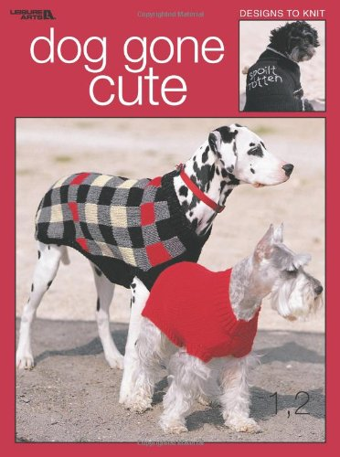 Dog Gone Cute-Keep your Canine Companions Warm this Winter in Their Very Own Knit Coats