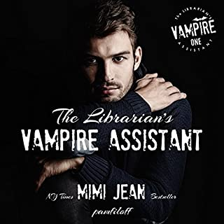 The Librarian's Vampire Assistant (Volume 1) audiobook cover art